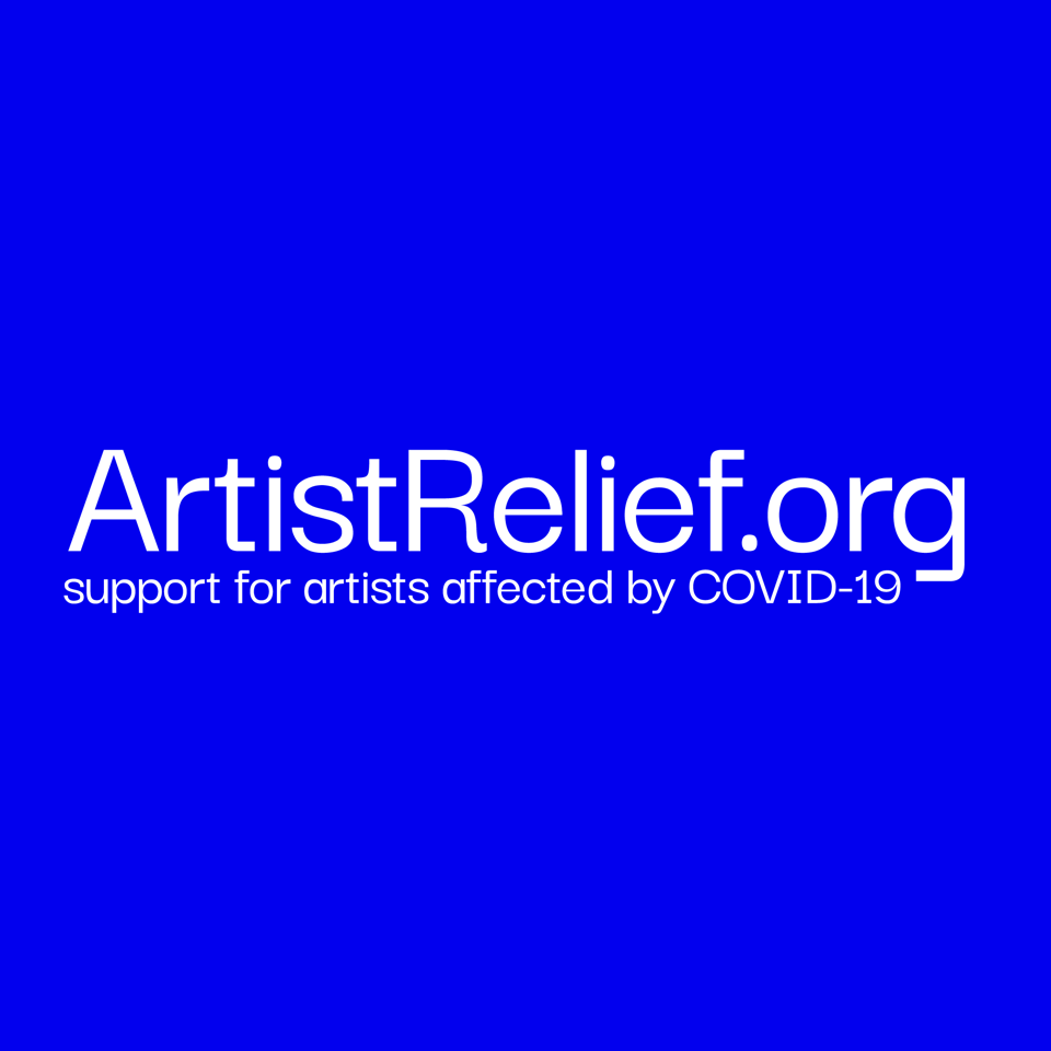 Aritst Relief Fund